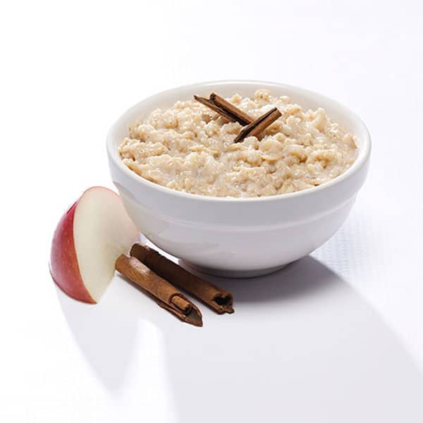 Protein oatmeal apple cinnamon (6/box)