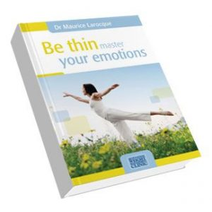 Be thin master your emotions - eBook