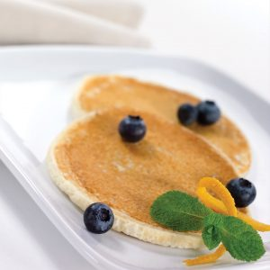 Protein pancakes blueberries (7/box)