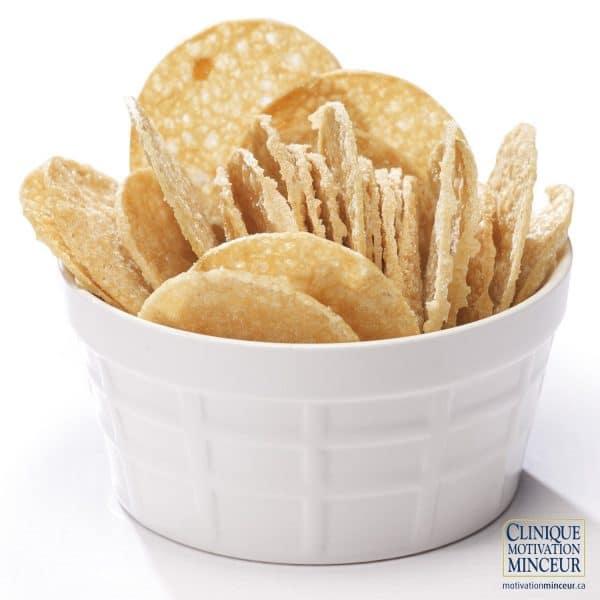 chips regime motivation minceur