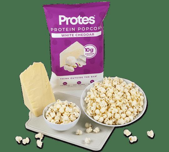 pop corn cheddar regime