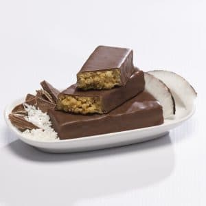 Protein bars coconut  (7/box)