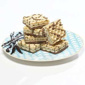 wafer protein bars vanilla (6/box)