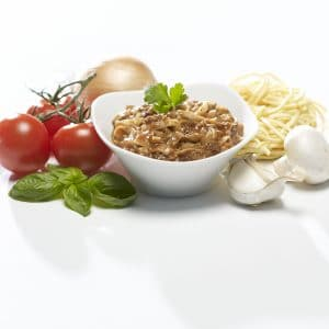 Healthy meals spaghetti bolognaise (7/box)