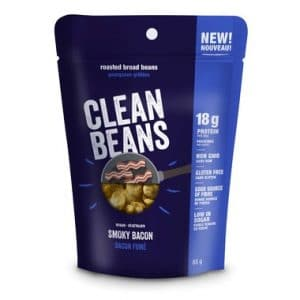 """Clean Beans"" Bacon fumé (1 sachet)"