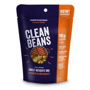 Clean Beans Mesquite BBQ (1 bag)