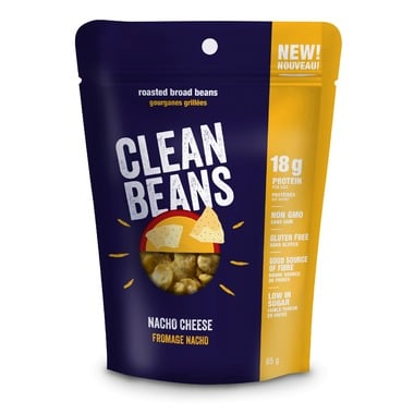 Clean Beans Nacho (1 bag)