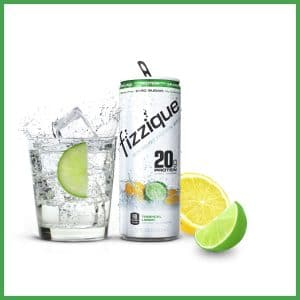 FIZZIQUE - Tropical Limon (1 can)