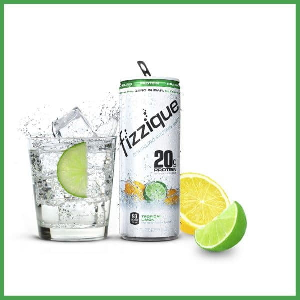 FIZZIQUE - Citron Tropical (1 cannette)
